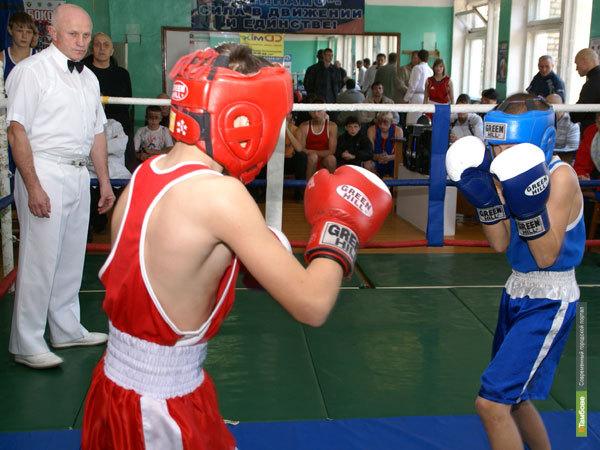 В Тамбов съедутся боксеры со всего Черноземья