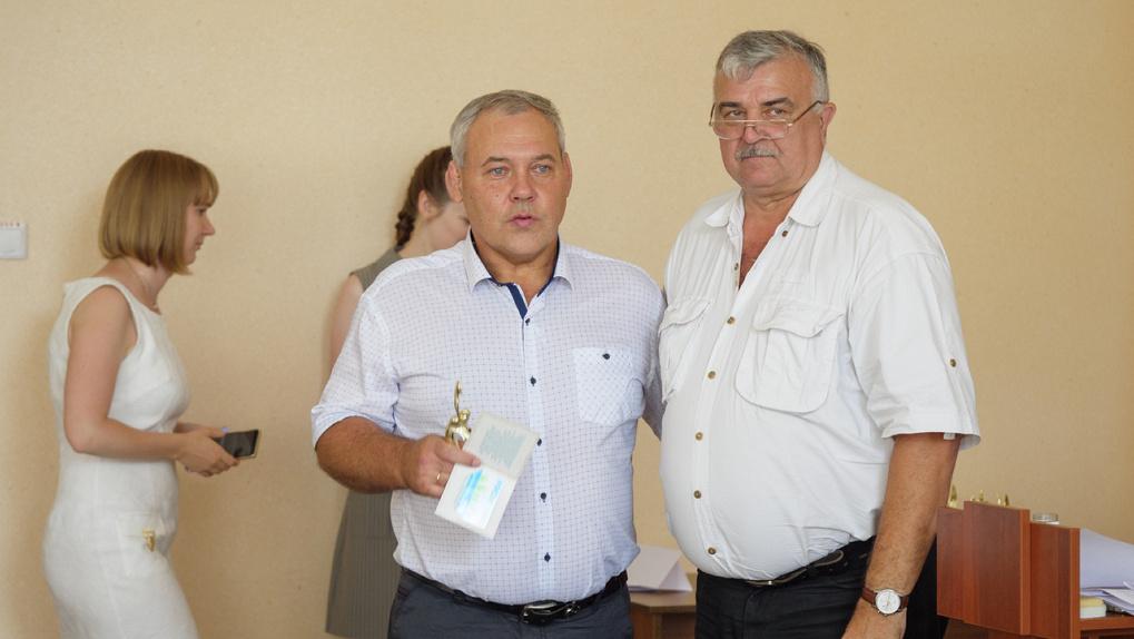 В Тамбовской области вручили «Спортивный Оскар». Знайте своих победителей