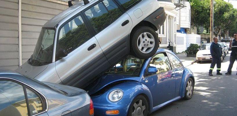 Я паркуюсь как хочу: тамбовчанин заплатил штрафов на 90 тысяч рублей