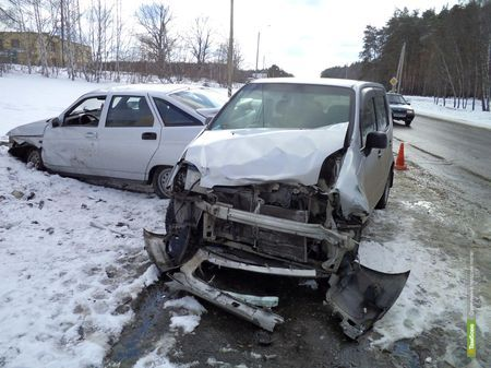 В ДТП на Тамбовщине пострадали три человека