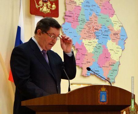 Олег Бетин за год заработал 2,8 миллиона рублей
