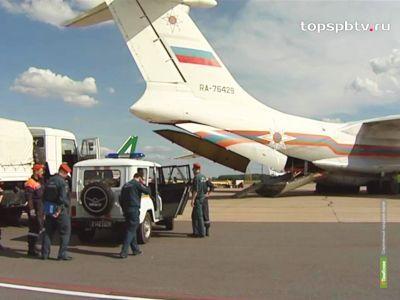 МЧС Тамбова отправили спасателей в Крымск