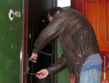 Полицейские Тамбова поймали вора по горячим следам