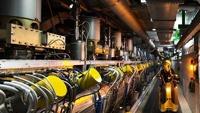 Ученые остановили большой адронный коллайдер
