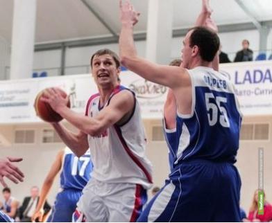 БК «Тамбов» выиграл первую встречу в сезоне