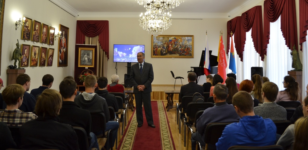 Студенты Тамбовского филиала РАНХиГС посетили праздник Белых журавлей