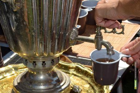 Тамбовчан соберут на Большое самоварное чаепитие