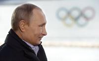Владимир Путин: Олимпиада покажет миру новую Россию
