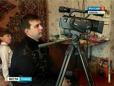 "В Тамбове снимают ""Летопись времен"""
