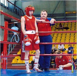 Евгений Аверин поборется за путевку на Олимпиаду-2012