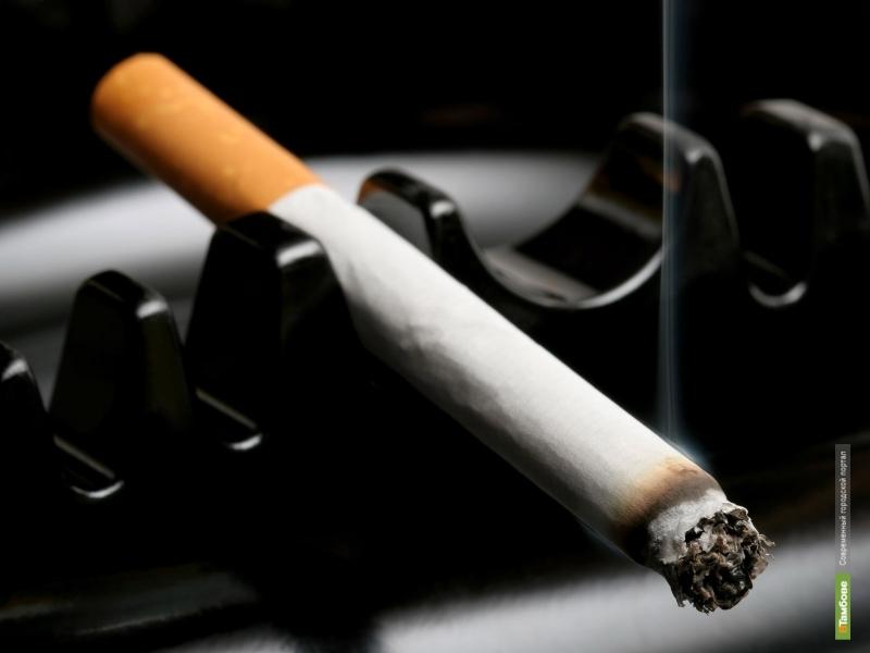 Тамбовчанин едва не сгорел из-за сигареты