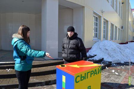 Тамбовские студенты «cыграли в ящик»