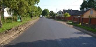 В муниципалитетах области только 40% дорог отвечают нормативным требованиям