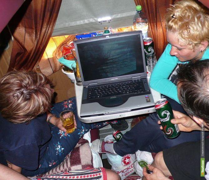 Тамбовчане смогут пользоваться интернетом в поездах