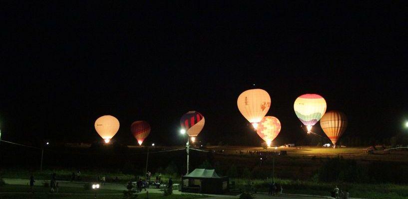 Тамбовские воздухоплаватели приехали с первым местом с фестиваля в Коми