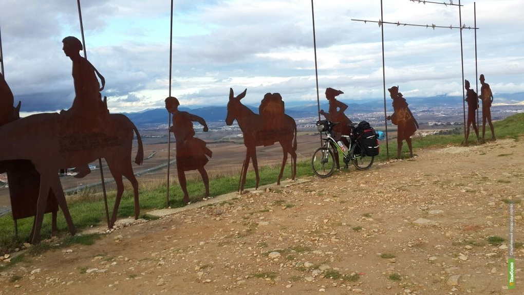 Road-проект от портала ВТамбове: Первые трудности El Camino de Santiago