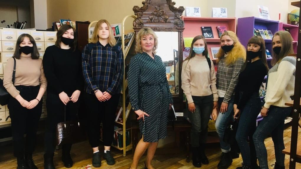 В Тамбовской областной научной библиотеке им. А.С. Пушкина прошли «Дни информации»