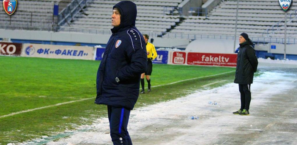Андрей Талалаев претендует на звание лучшего тренера ФНЛ в ноябре
