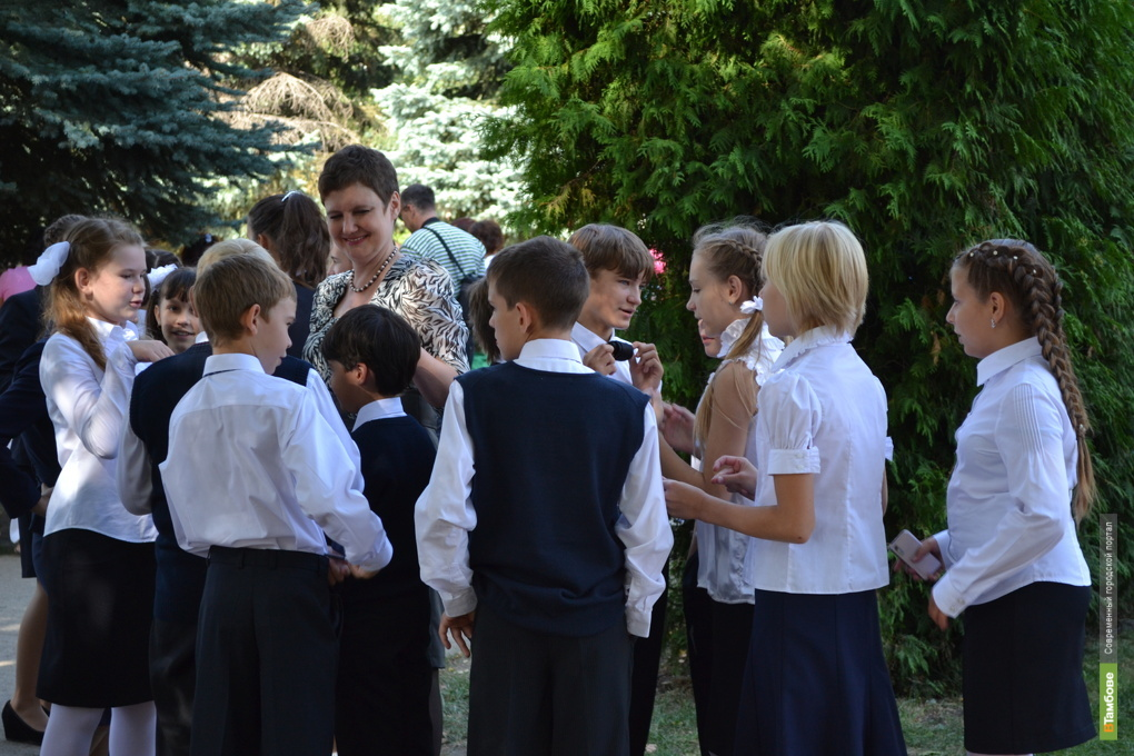 Школы Тамбовщины не защищены от террористов