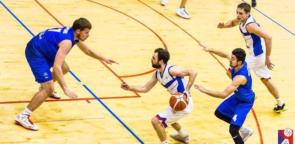 Тамбовские баскетболисты одержали вторую победу в Ставрополе