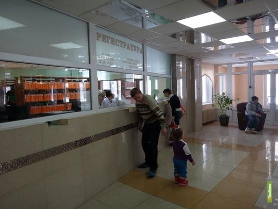 Тамбовчане побывали в городских поликлиниках более 2,5 миллиона раз