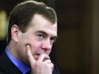 Медведева изберут лидером «Единой России»