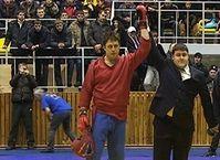 Абсолютный чемпионом Тамбовщины по традиционному рукопашному бою стал Михаил Бородулин