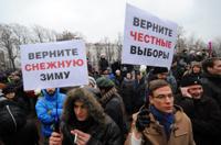 Запад уверен - после праздников Россия выйдет на митинги