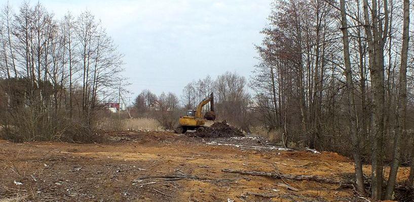 Дома на трёх улицах Моршанска подтопило из-за паводка