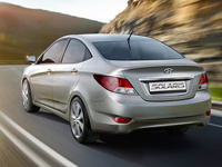 Самой популярной иномаркой в России стала Hyundai Solaris
