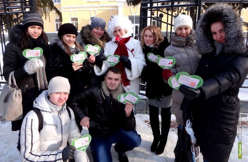 Как ВТамбове.ру тамбовчан полюбил