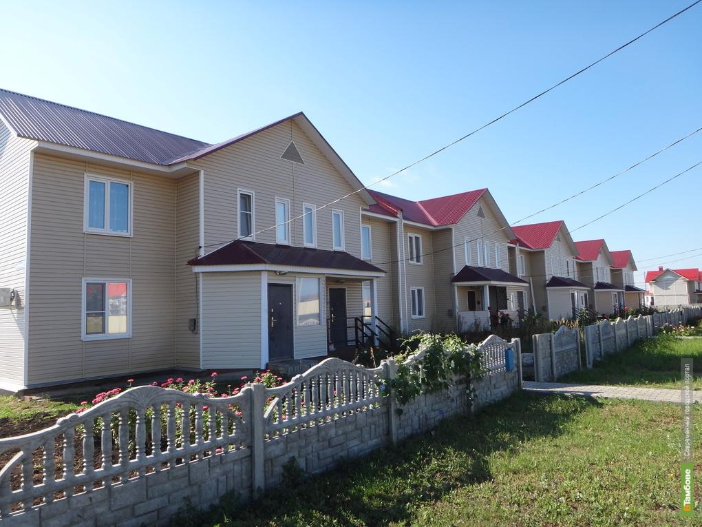 Тамбовчане получили ещё 189 участков под жилую застройку на севере города