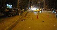 В ДТП у автовокзала «Северный» пострадали два человека