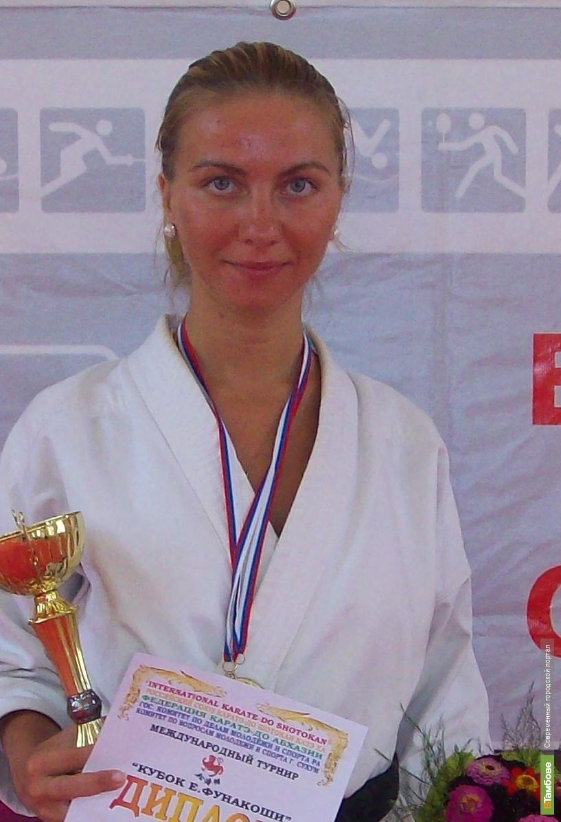 На чемпионате Мира тамбовчанка дебютирует в технике сетокан