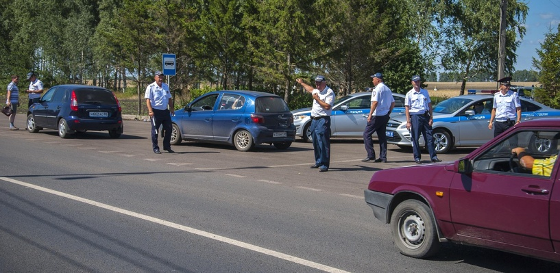 Тамбовские автоинспекторы поймали на «Чернозёме» 16 пьяных водителей