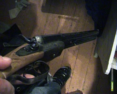 Полицейские отобрали у тамбовчан семь обрезов