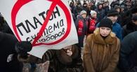 Тамбовские дальнобойщики отправятся в столицу протестовать против «Платона»