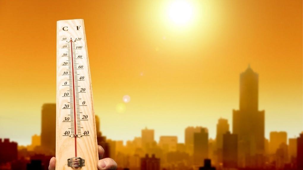 Аномальная жара: в эту субботу столбик термометра вновь поднимется до 34 градусов