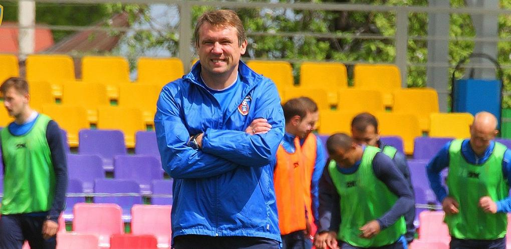 Андрея Талалаева признали лучшим тренером мая в ФНЛ