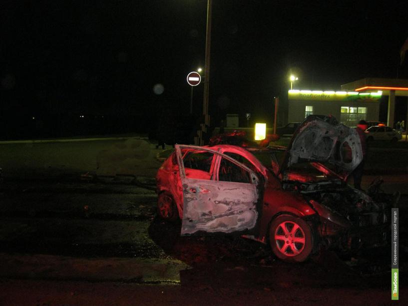 В Мичуринском районе погиб мотоциклист