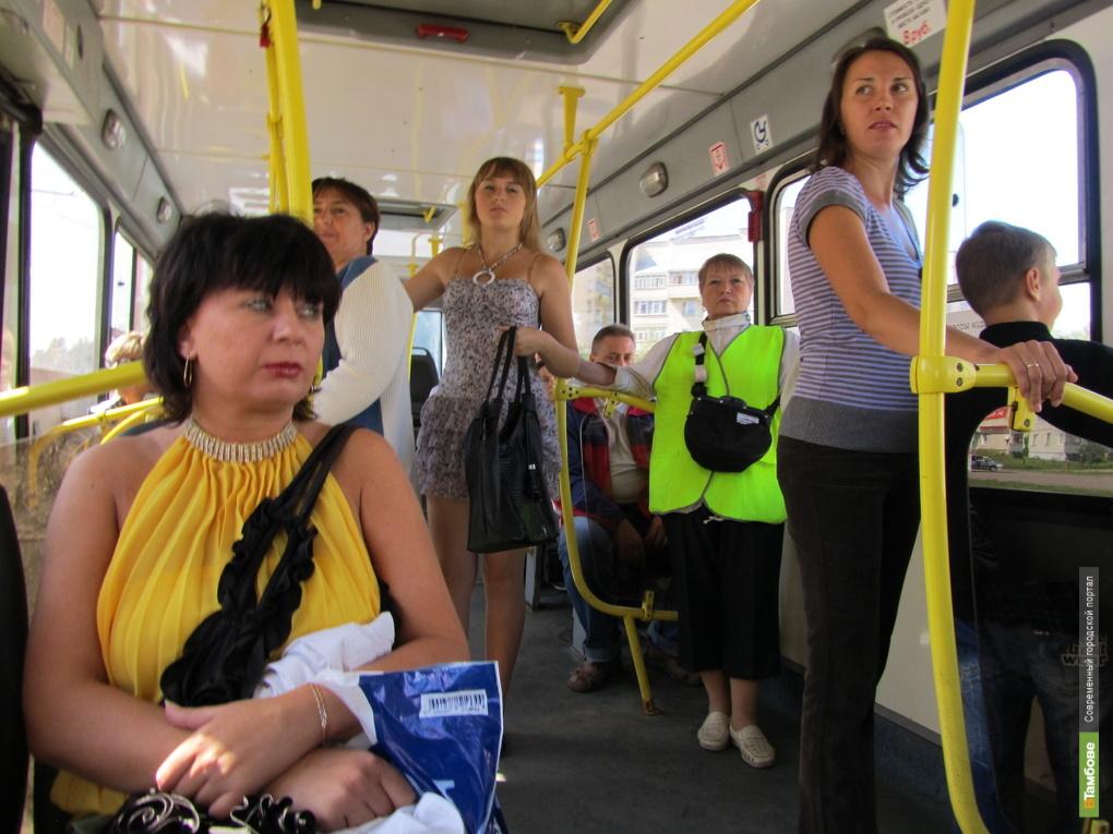 Проезд в тамбовских автобусах с 1 сентября не подорожает