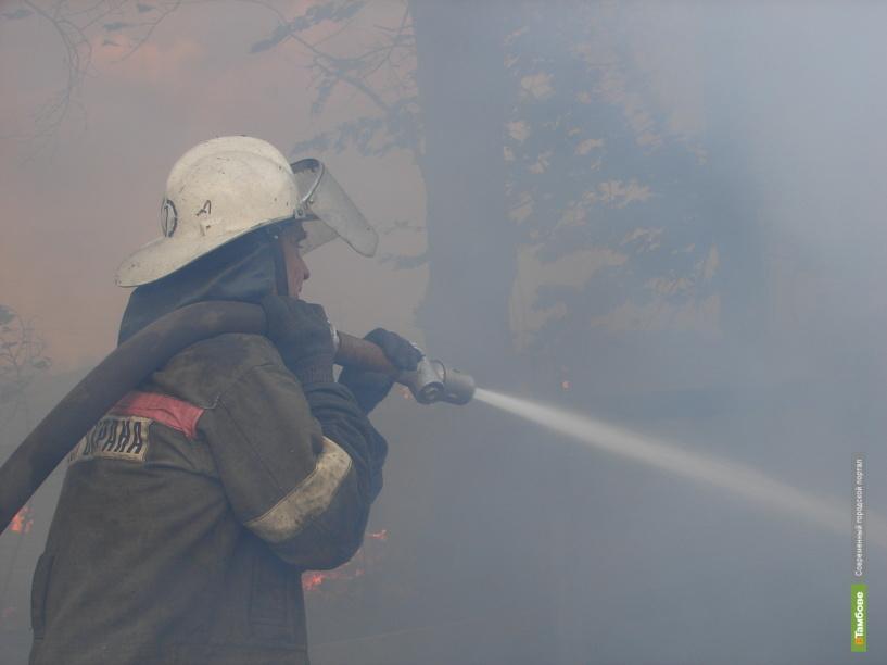 В Тамбовской области два человека погибли на пожарах