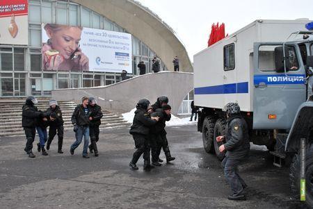 Тамбовские полицейские составили списки семейных дебоширов