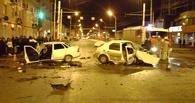 В ДТП в центре Тамбова погиб молодой тамбовчанин