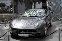Ferrari FF стала первой машиной с интерфейсом Apple