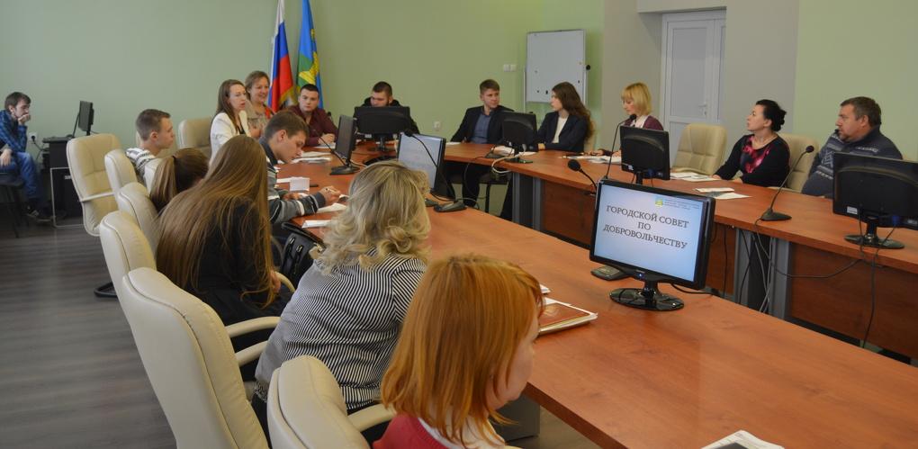 Тамбовские волонтеры обсудили профилактику негативных явлений в студенческой среде