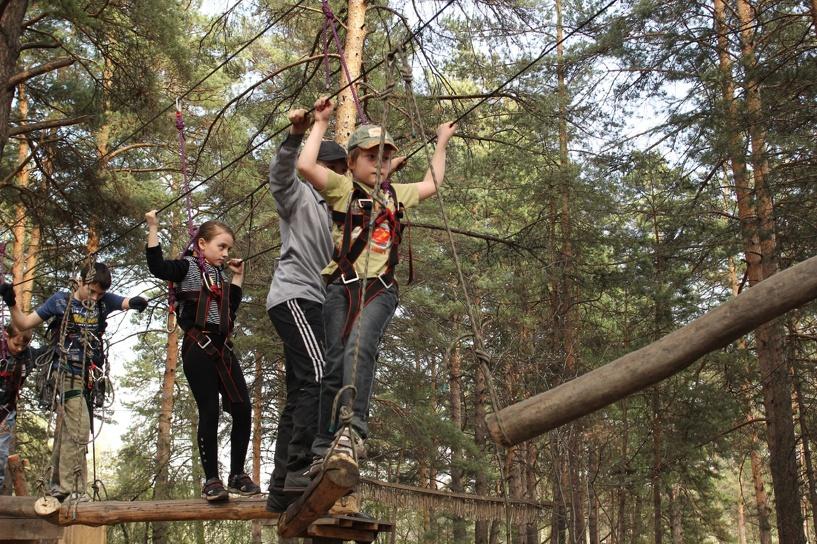 Подростки группы риска приняли участие в фестивале «Тур-экстрим»