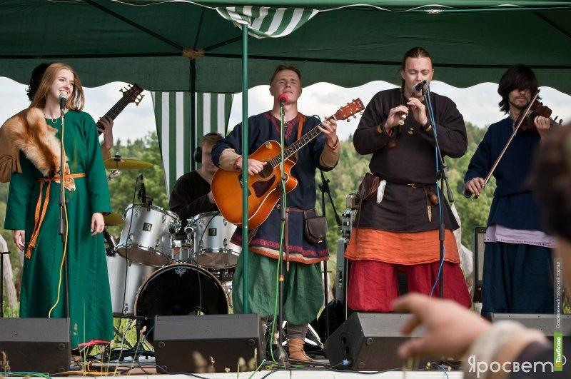 Фолк-музыканты из Тамбова поедут на международный фестиваль