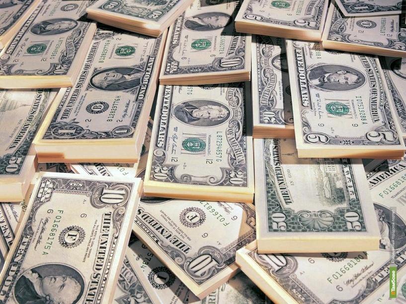 Госдолг США достиг размера ВВП