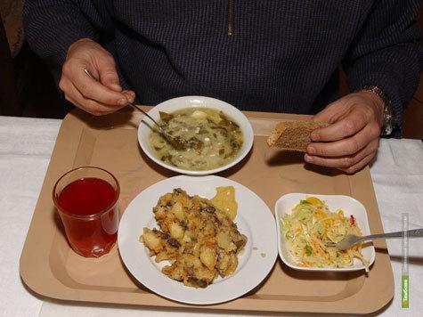 В тамбовских больницах организуют сеть социального питания